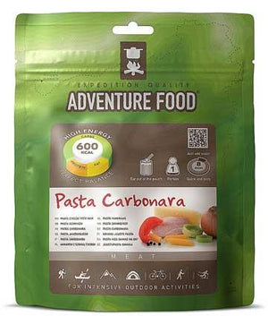 Adventure Food Pasta Carbonara - 1 Person Serving