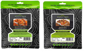 Wayfayrer Vegetarian 2 Meal Pack Regular Servings