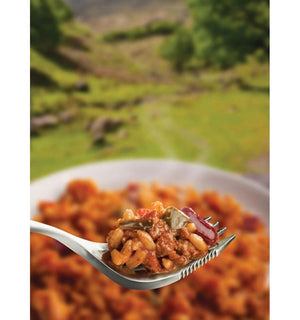 Wayfayrer Chilli Con Carne & Rice Ready-to-Eat Camping Food