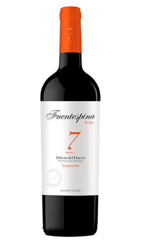 VINO FUENTESPINA 7 ROBLE 75 CL