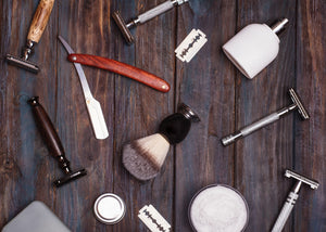 The Wet Shaving Tools You'll Need