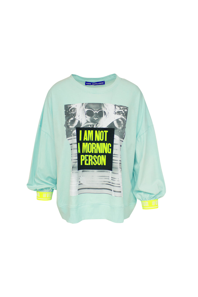 MINT SWEATSHİRT 7174