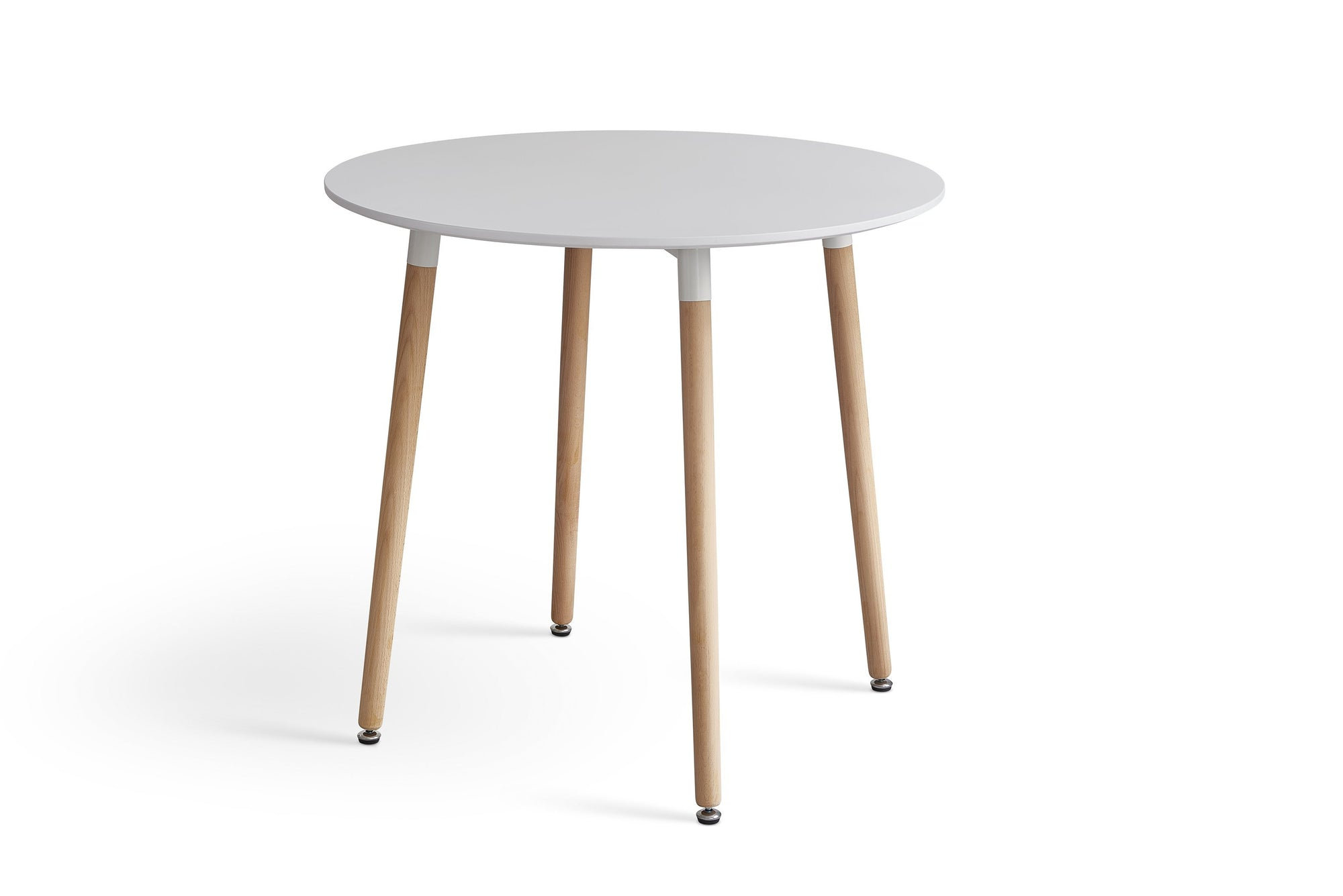Table de Cuisine Moderne Ronde - Laura James