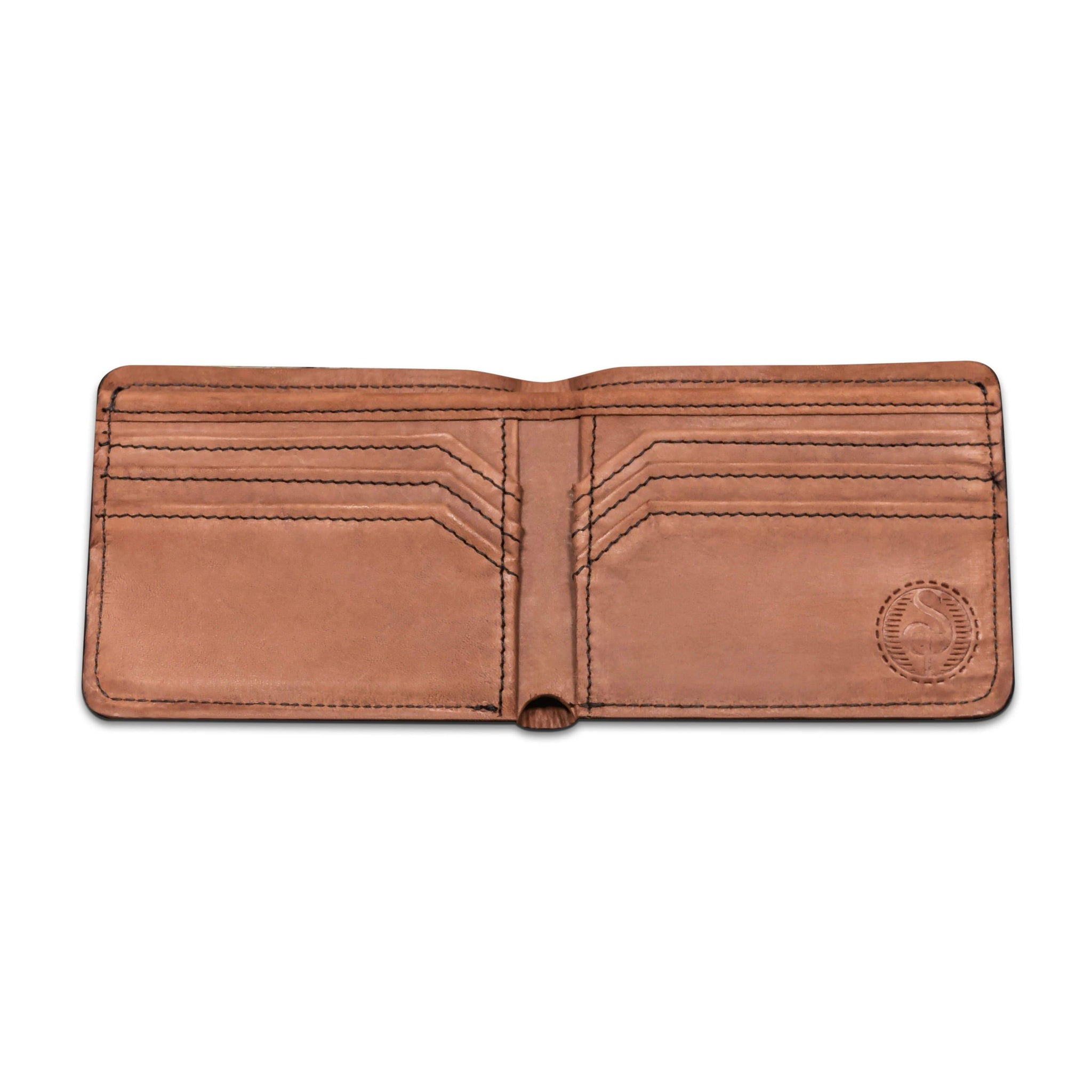 alligator skin wallet