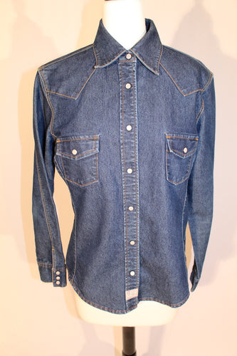Vintage Denim #19 S (loose fit)