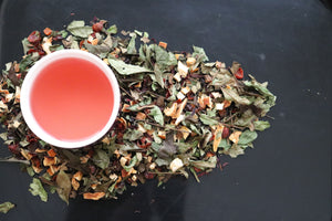 Florida Squeezed Herbal Tea Blend