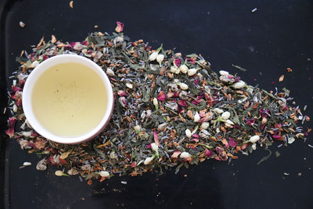 Flower Power Herbal Tea blend