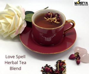 Love Spell Herbal Tea Blend