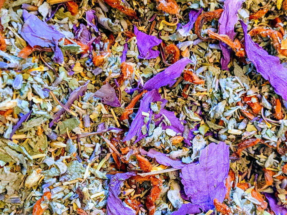 Lucid Dreams Smoke Blend // MoreFya Herbal Tea and Smoke Blends// Hallucinogen//Dream Recollection//Relaxing