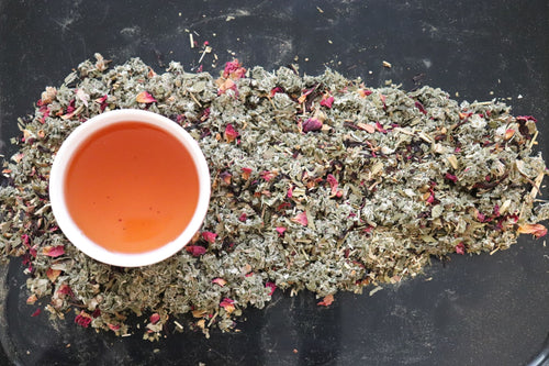 PMS Herbal Tea Blend