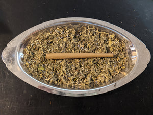 Lavender Sage Herbal Smoke Blend