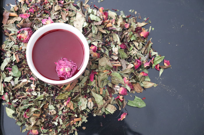 Pretty In Pink Herbal Tea Blend