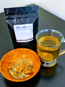 Spiritual Awakening Herbal Tea // MoreFya Herbal Tea and Smoke Blends// Anti-Microbial//Adaptogen//Anti-Inflammatory
