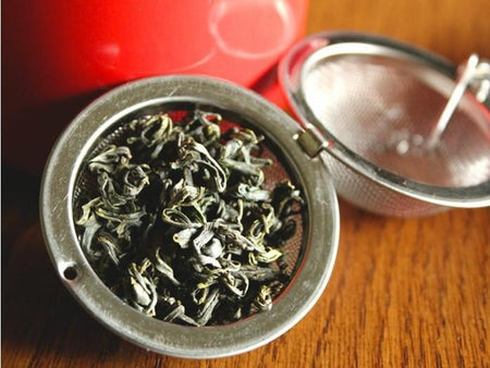 Tea Infuser Ball // MoreFya Herbal Tea and Smoke Blends// MoreFya Herbal Tea and Smoke Blends