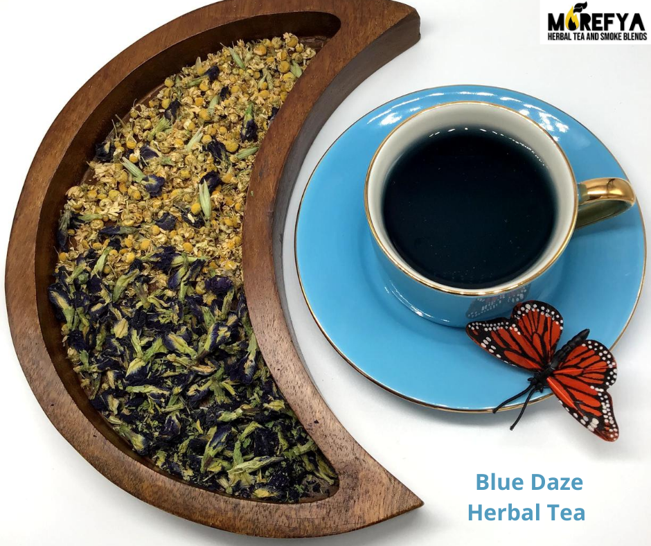 Blue Daze Herbal Tea Blend
