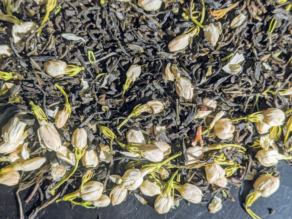 Jasmine Green Herbal Tea Blend