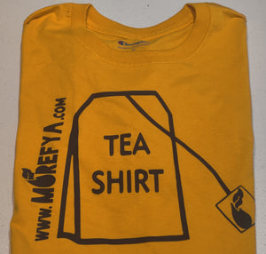 "MoreFya Herbal ""Tea"" Shirt"
