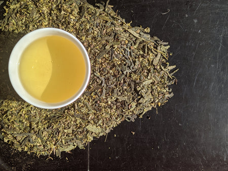 Moringa Mint Herbal Tea Blend