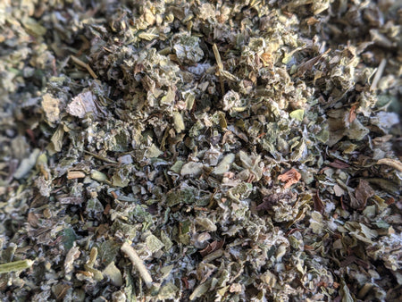 Cool Mint Herbal Smoke Blend