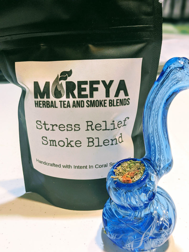 Stress Relief Herbal Smoke Blend