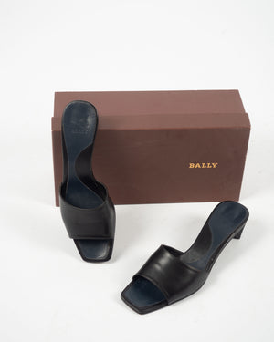 Bally Leather Mules