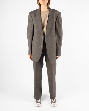 Tweed Pant Suit