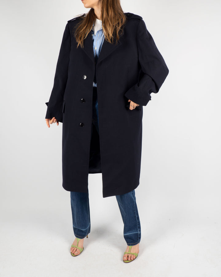 Midnight Mac Coat