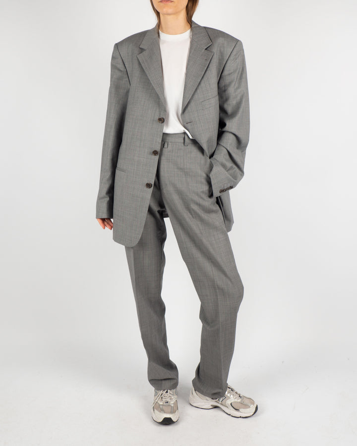 Cacharel Gray Suit