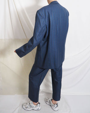 Blue Pant Suit - Untitled 1991