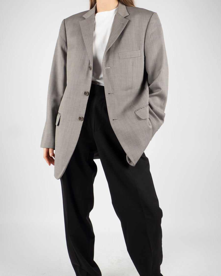 Cacharel Gray Blazer