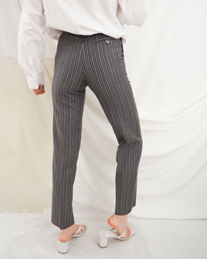 Gray Wool Trousers (new) - Untitled 1991