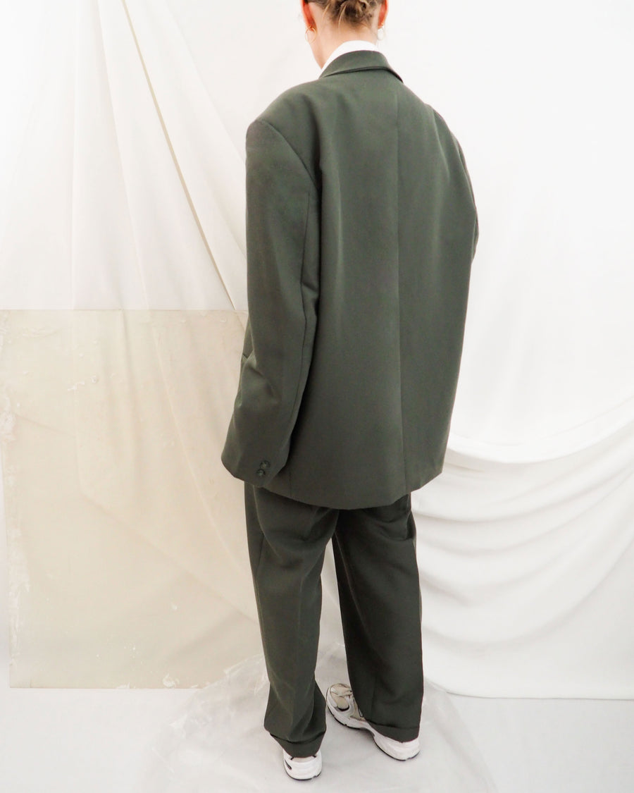 Green Pant Suit - Untitled 1991