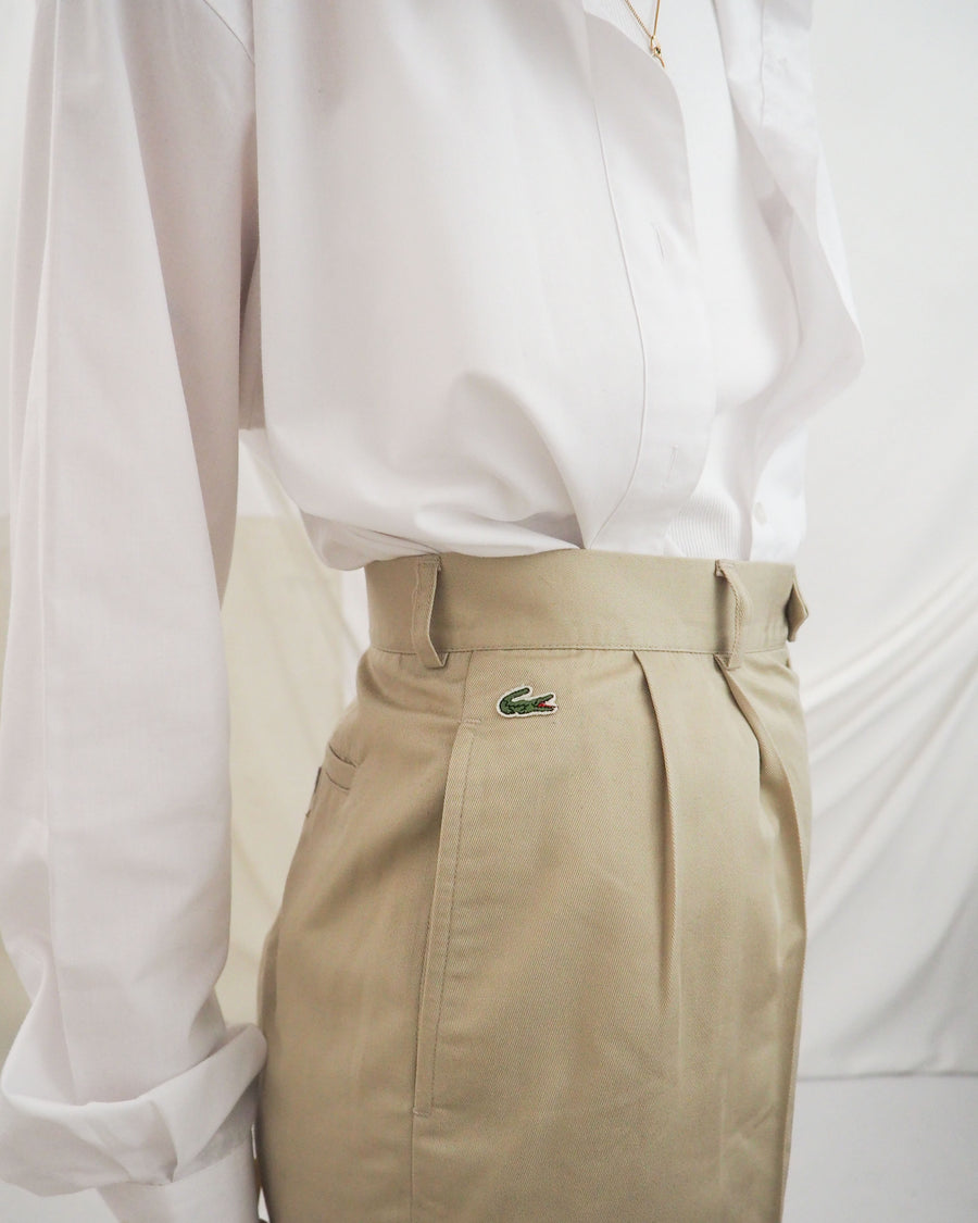 Lacoste Bermuda Shorts - Untitled 1991
