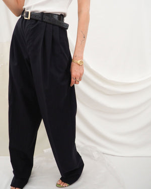 Tall Pleated Trousers - Untitled 1991