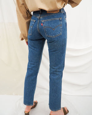 Blue Levi's 501 (new) - Untitled 1991