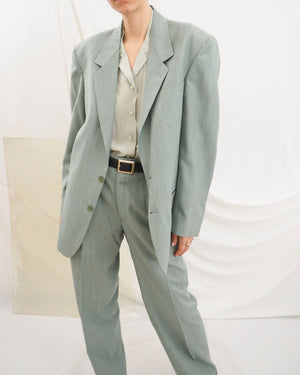 Sage Pant Suit - Untitled 1991