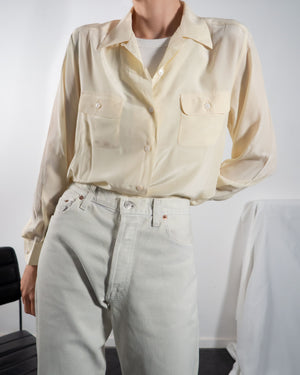 Silk Blouse - Untitled 1991