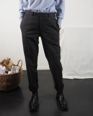 Anthracite Dress Pants