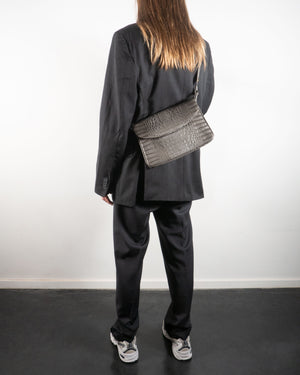 Anthracite Pant Suit