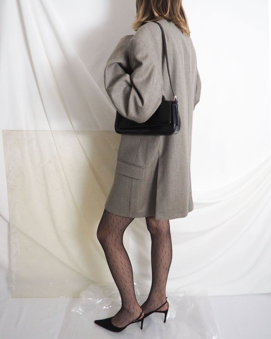 Oversized Blazer (Dress) - Untitled 1991