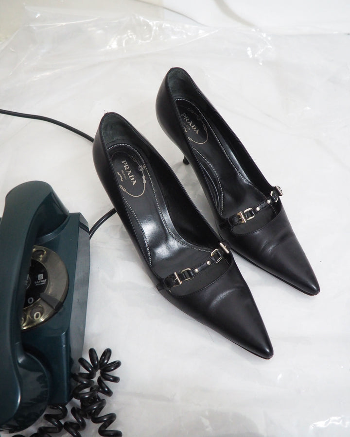 Prada Pumps - Untitled 1991