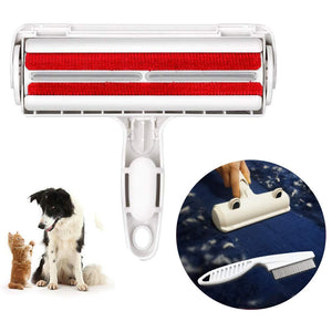 Pet Hair Roller - Fast And Easy Pet Hair Remover