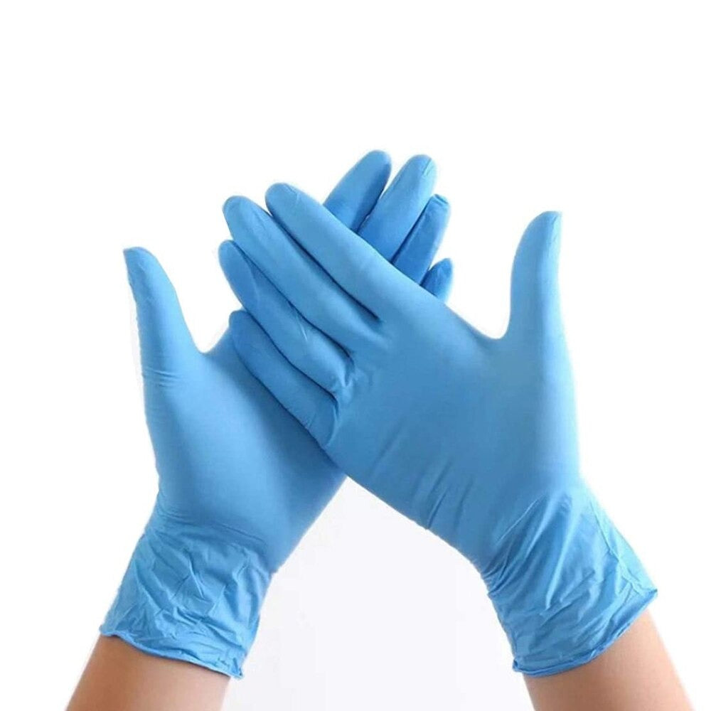 Faceshield® 100 Disposable Gloves - Blue-Masks New Zealand | Free Shipping | Masks.co.nz