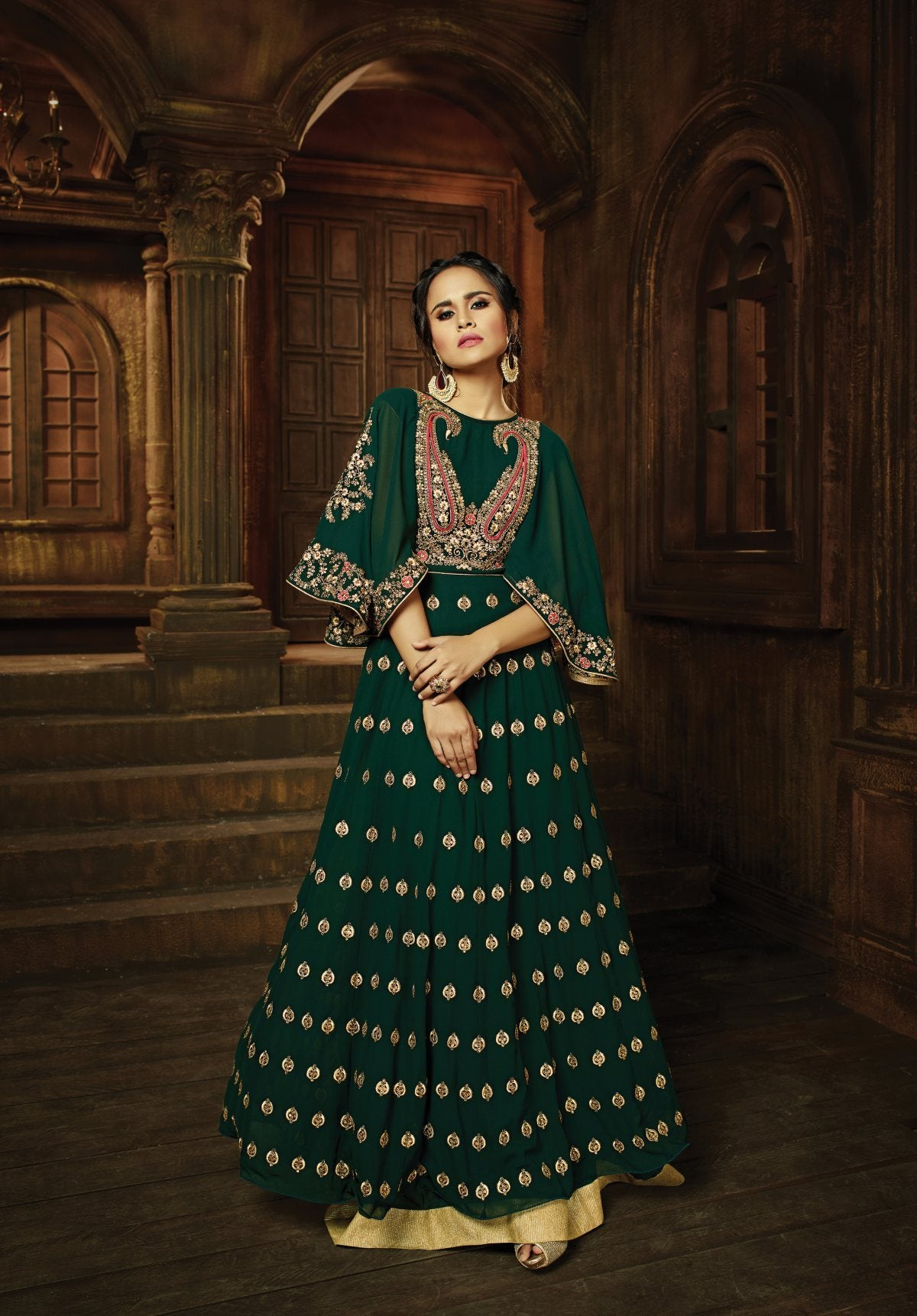 Party Wear Trendy Salwar Kameez 30003