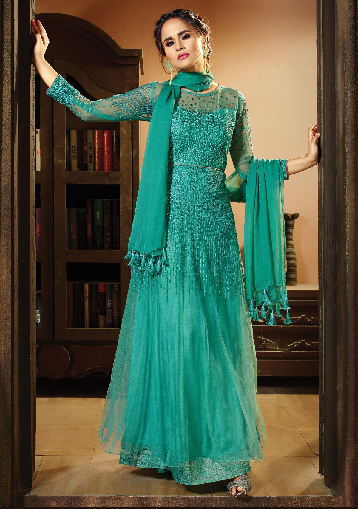 Indian Trendy Salwar Kameez 30001