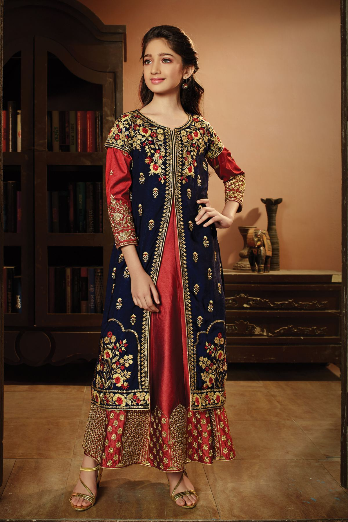 Indian Bridal Trendy Salwar Suit 30010