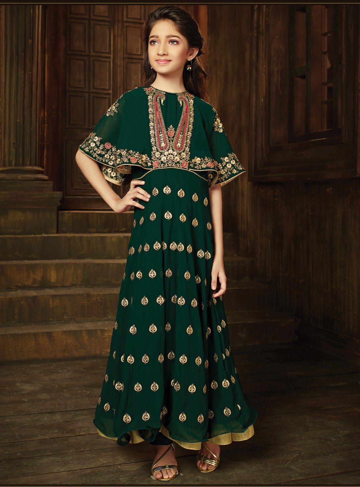 Function Wear Trendy Salwar Suit 30008