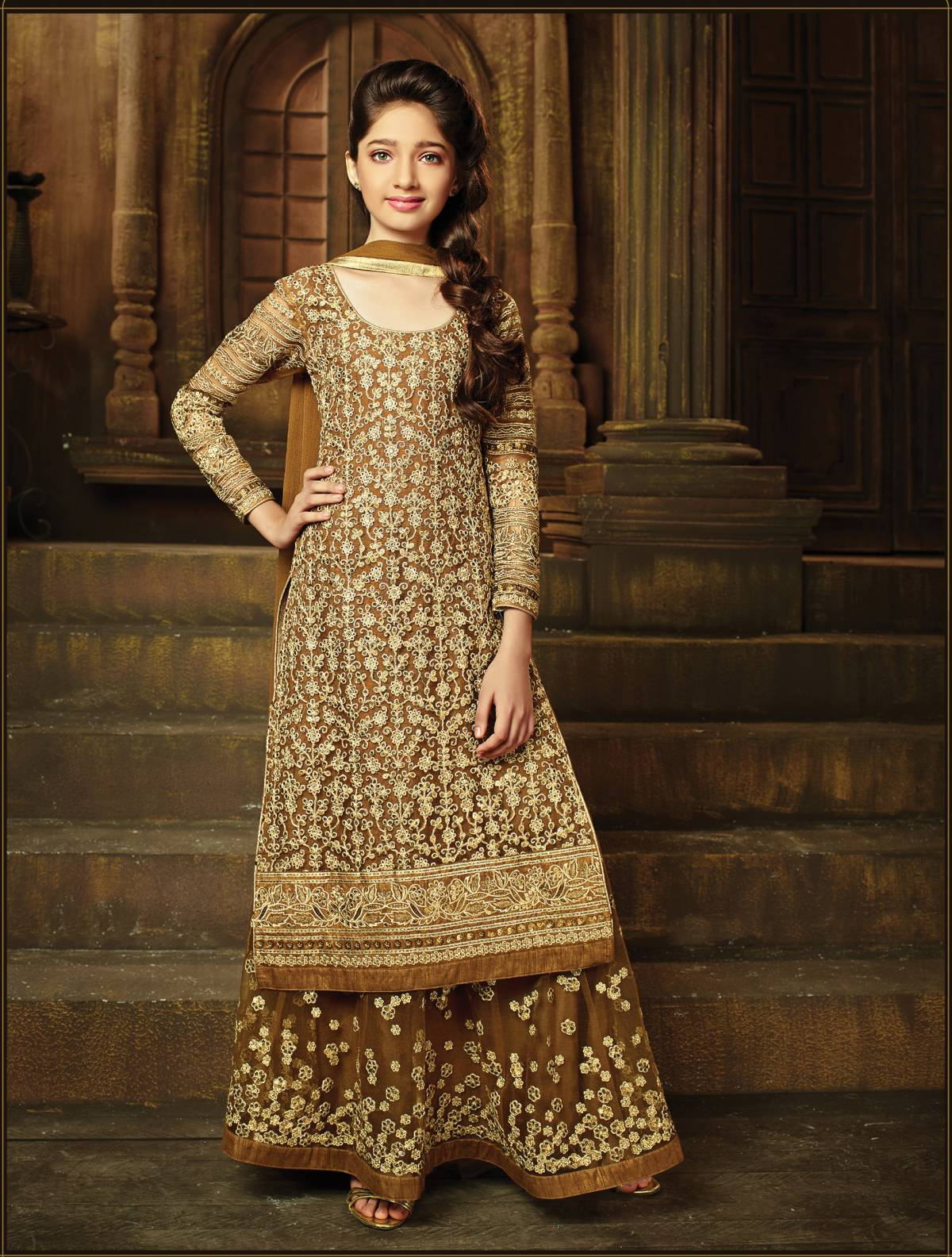 Good Looking Trendy Salwar-kameez 30018