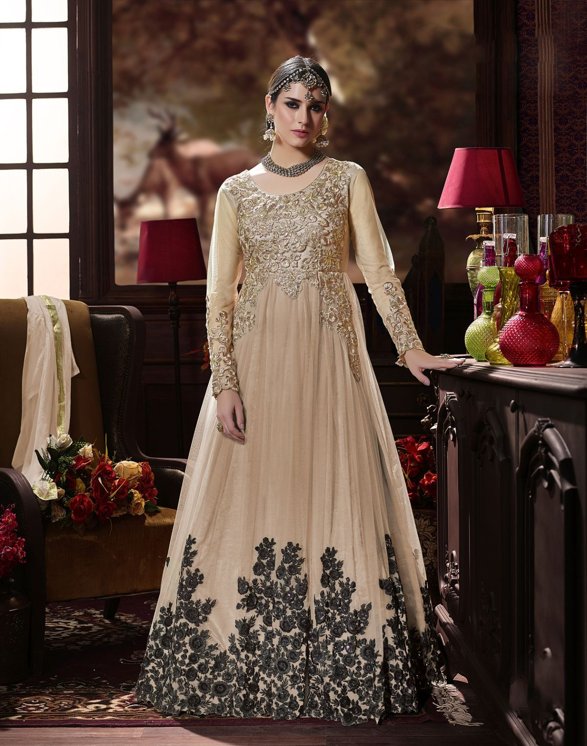 Latest Trendy Salwar-kameez 30035
