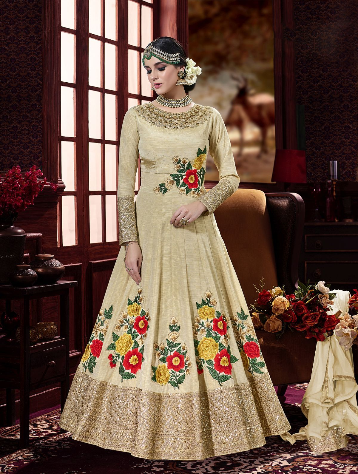 Exclusive Trendy Salwar-kameez 30034